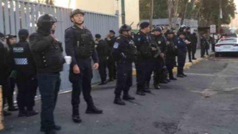 Detienen a 3 policías federales por realizar disparos en Polanco