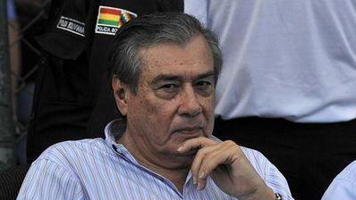 FIFA suspende de por vida a dirigente boliviano Romer Osuna