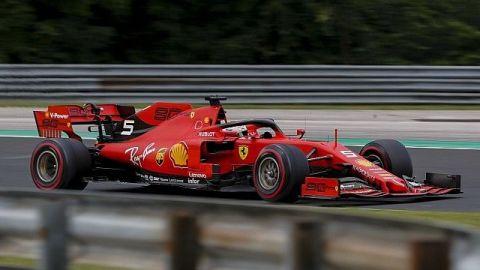 Ferrari: No tiene sentido frenar el desarrollo del auto