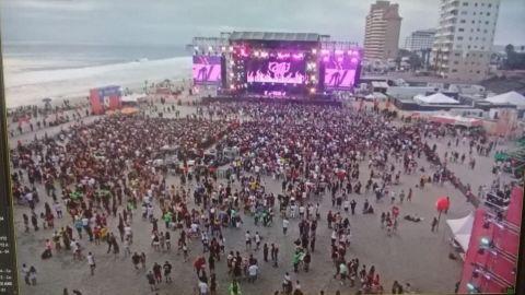 Esperan a 30 mil para el baja beach fest de Rosarito