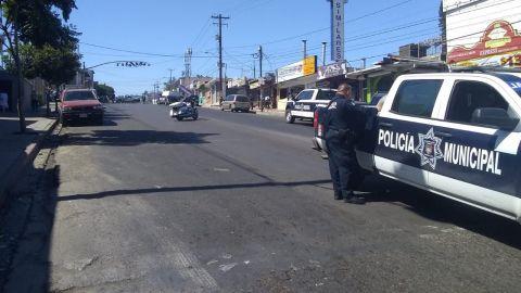 """""""TOQUE DE QUEDA""""  en calles de Villa del Campo y Sánchez Taboada"""