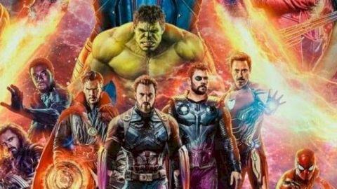 4 Avengers con cuerpazo de infarto