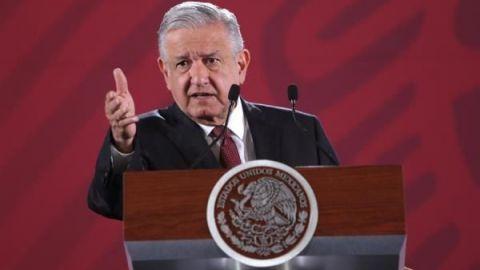 López Obrador descarta reprimir protestas feministas y pide diálogo en México