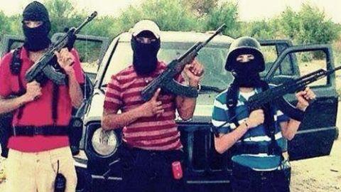 4 mil menores detenidos, trabajaban para el narco