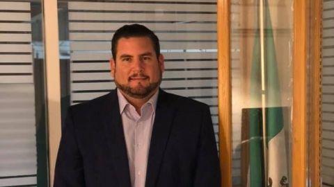 Morenista Ismael Burgueño asume delegación de Relaciones Exteriores