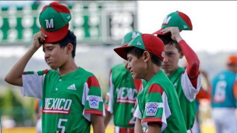 México es eliminado de la Serie Mundial de Ligas Pequeñas