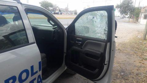 FOTOS y VIDEO: En Tamaulipas delincuentes se enfrentan a policías y militares