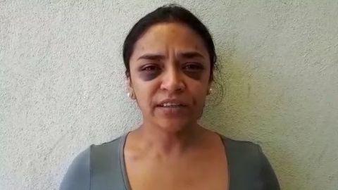 VIDEO: Condenan agresión de policías contra la periodista Mitzi Yanet Torres