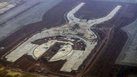 Gobierno finiquita todos los contratos del Aeropuerto de Texcoco