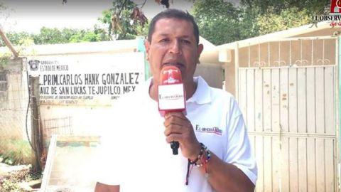 """Periodista Nevith Condes recibió 100 lesiones punzocortantes"""