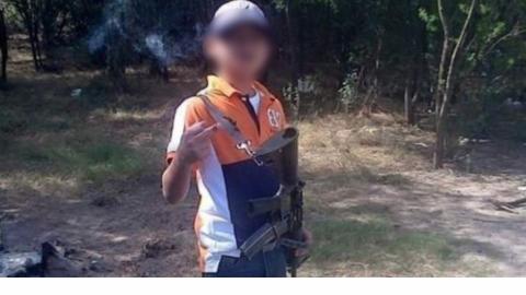"""Estremece caso de supuesto niño sicario """"Juanito Pistolas"""""""