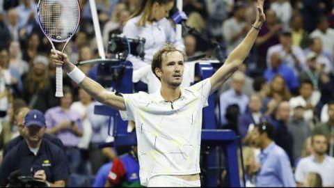 Medvedev derrota a Dimitrov y avanza a la final del US Open