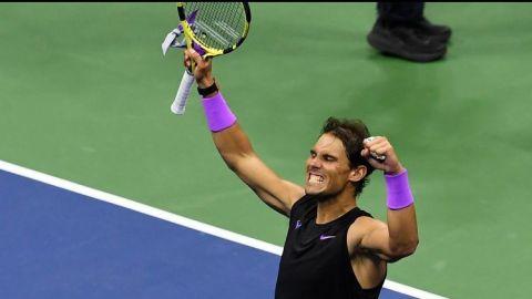 Nadal avanza a la final del US Open