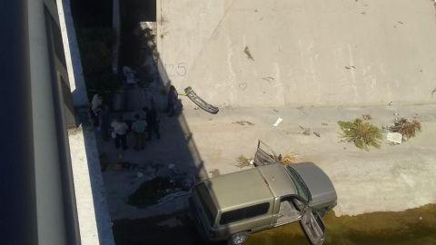 Hallan cuerpo dentro del canal Río Tijuana