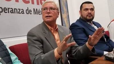 """Me registré para ser un gobernador por 5 años"", afirma Jaime Bonilla"