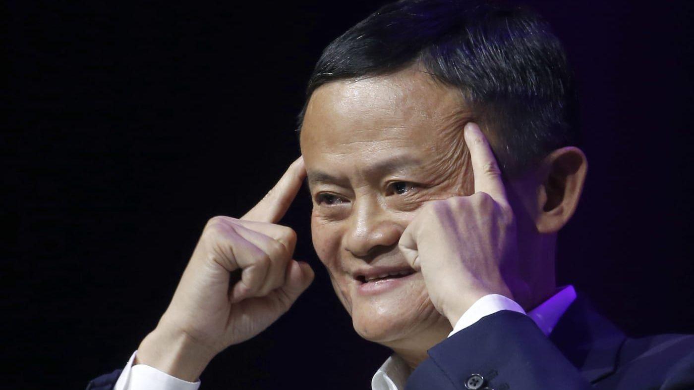 Jack Ma abandona la dirección de Alibaba