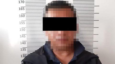 Sujeto acusado de violación es detenido