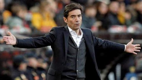 Valencia despide al técnico Marcelino tras apenas 3 fechas
