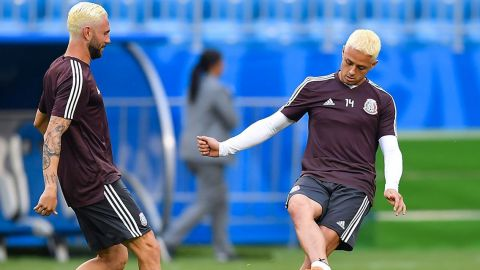 Trasciende fiesta del TRI previo al juego vs Argentina