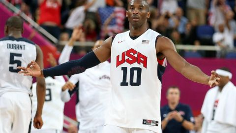 Los días del ''Dream Team'' ya pasaron: Kobe Bryant