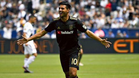 Carlos Vela pisará canchas mexicanas tras clasificar a LAFC a la Concacaf