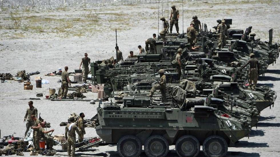 Marruecos adquirirá armas estadounidenses por casi 1.000 millones ...