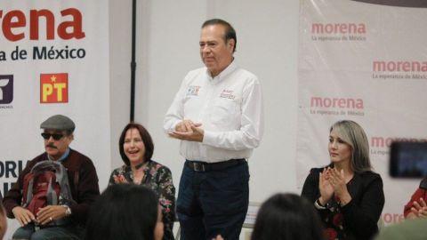 La próxima semana darán a conocer gabinete de Arturo González
