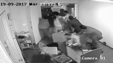 VIDEO: Dos años después, difunden video inédito del sismo del 19-S