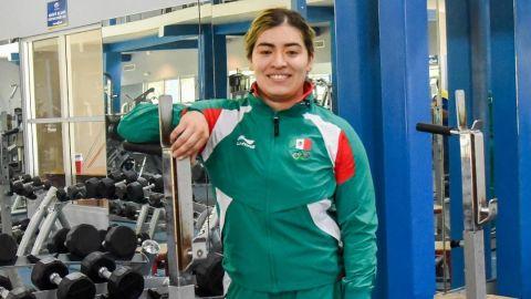 Aremi Fuentes es bronce mundial en envión