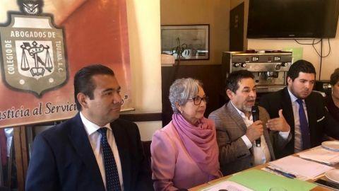 Primero la consulta pública, luego  publicación de dictamen: Catalino Zavala