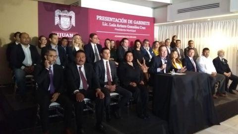Presenta alcalde electo directores y delegados para XXIII Ayuntamiento