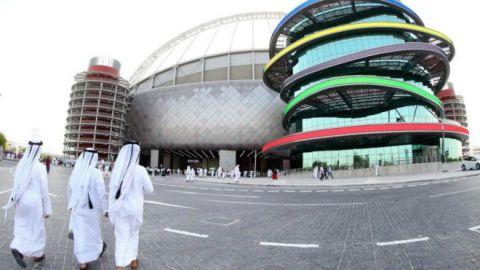 El calor asfixiante de Qatar recibe el Mundial de atletismo