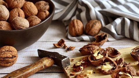 Consumir nueces podría ayudar a no padecer obesidad: estudio