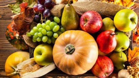 Alimentos para evitar enfermarte en otoño