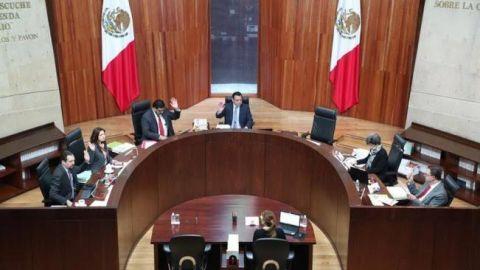 Confirma TEPJF validez de elección a gobernador de BC por 2 años