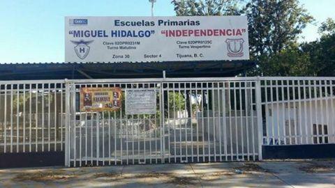 Golpean y abusan sexualmente a niño de 6 años en la primaria Miguel Hidalgo