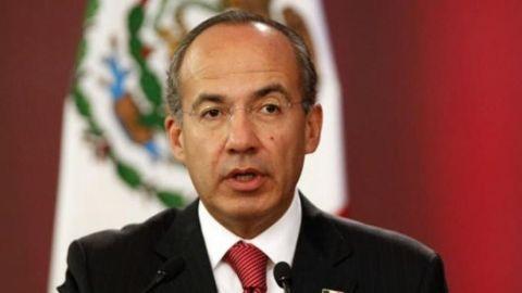 Declina Calderón invitación para acudir al Tec ante protestas