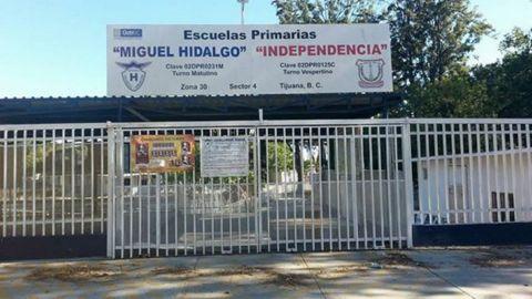 Directivos de la escuela Miguel Hidalgo no dan la cara sobre caso de violación