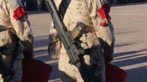 Dejan cabeza humana frente a Batallón Militar de Cancún