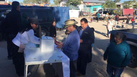 No hubo restricción para que los ciudadanos votaran en varias casillas