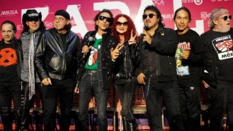 El Tri rueda por 50 años de rock & roll.