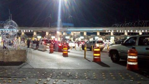 GSA anuncia cierres nocturnos alternos en autopistas con dirección a San Ysidro