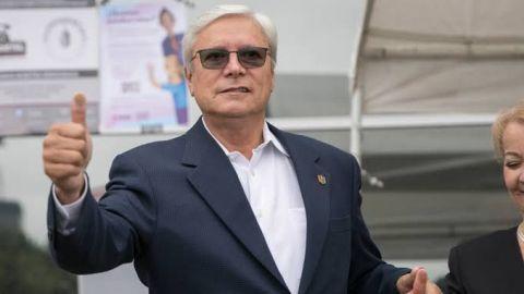 Jaime Bonilla es desmentido por consejero del INE.