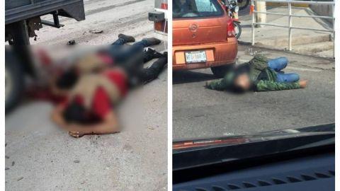 El saldo en Culiacán: 8 muertos, 16 heridos y 51 reos evadidos