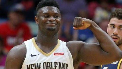 Zion Williamson se perderá arranque de la NBA