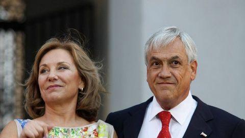 Audio de primera dama de Chile, compara protestas con invasión extraterrestre.