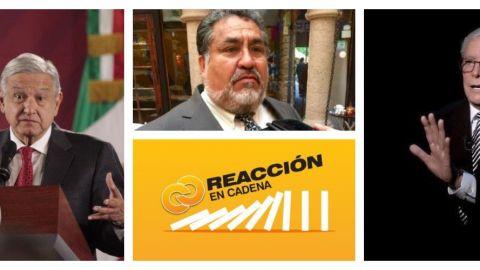 Reacción en cadena: Desaira López Obrador a su amigo Bonilla