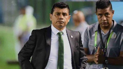 'Chima' Ruiz valora actitud del Tri en inferioridad