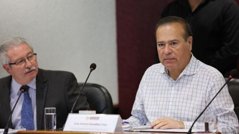 Descartan cambios en Vialidad y Transporte: González Cruz