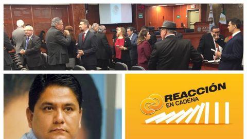 Los privilegiados en la toma de protesta de Jaime Bonilla como gobernador de BC